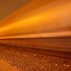 Light train by dodgsun