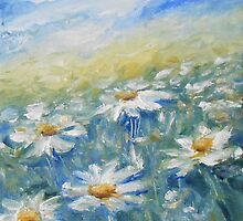 Daisies by Jane See