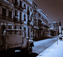 Cuban Streets by Colin Tobin