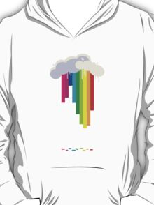 raining rainbows T-Shirt