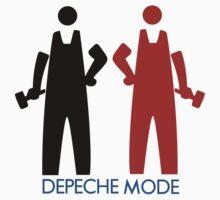 """Depeche Mode : Get The Balance Right - 12"""" by Luc Lambert"""