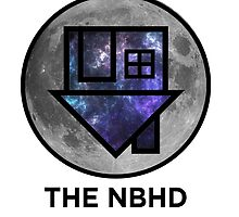 The NBHD - Space Print by agShop