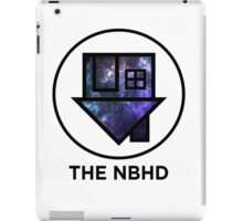 The NBHD - Galaxy Print iPad Case/Skin