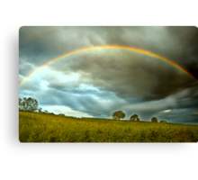 good luck for the harvest Canvas Print