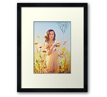 Katy Perry album Prism Framed Print