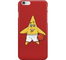 Shooting Star Cartoon Style iPhone Case/Skin
