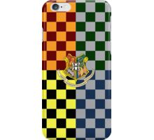 Harry Potter House Colours iPhone Case/Skin