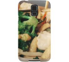 Shumai Udon Noodle Soup Samsung Galaxy Case/Skin