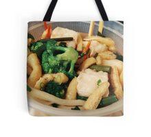 Shumai Udon Noodle Soup Tote Bag