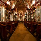 Rococo Church Austria by Ian Smith