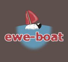 Ewe-boat by Gavin King