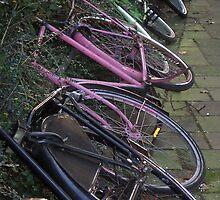 Bicycles by ninileeuw