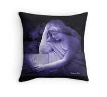 Weep No More My Lady... Throw Pillow