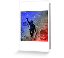 For Freedom - We the People Greeting Card