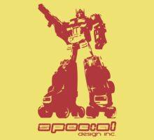 Roller Optimus (red) by specialman