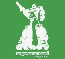 Roller Optimus (white) by specialman