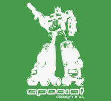 Roller Optimus (white) by specialman