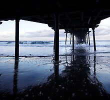 Under the boardwalk by PaulBradley