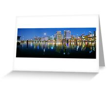 Darling Harbour, Sydney Greeting Card