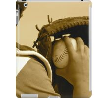 A Game Of Catch iPad Case/Skin