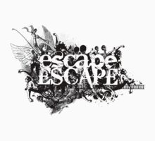 FIGHT FIGHT by ESCAPE ESCAPE merch