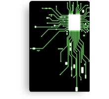 Circuitry Canvas Print