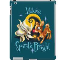 Making Spirits Bright iPad Case/Skin