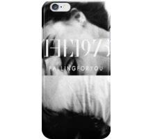 The 1975 fallingforyou iPhone Case/Skin