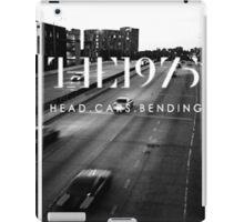The 1975 Head.Cars.Bending iPad Case/Skin