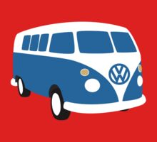 VW Bus by swanathon
