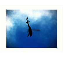 Security Forces Art Print