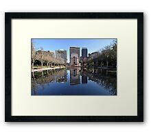 ANZAC Memorial, Hyde Park, Sydney, Australia 2012 Framed Print