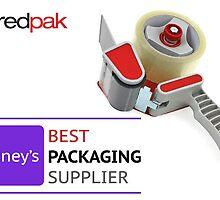 Redpak - Sydney's Best Packaging Supplier by redpak