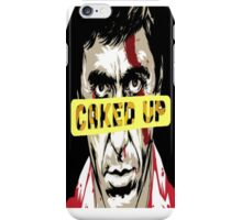 SCARFACE (CAKED UP) iPhone Case/Skin