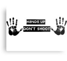Hands Up Metal Print