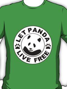 Panda reborn logo T-Shirt