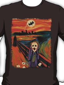 scream joker T-Shirt