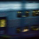 Night Train by Clayton Haynes