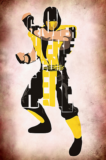 Scorpion by A. TW