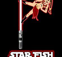 "Star Fish the ""Dark Side"" by StuntGrip"