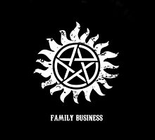 Family Business by qindesign