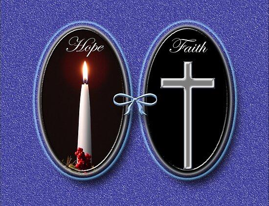 Hope and Faith by Sheryl Kasper