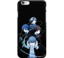 Persona 4 - Yu, Yosuke, Rise & Naoto iPhone Case/Skin