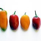 Peppers by tdoes