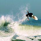 #247 Surfer In San Francisco # 1 by MyInnereyeMike