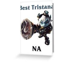 Best Tritana NA Greeting Card