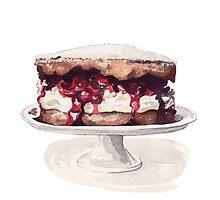 Cake Time! by bridgetdav