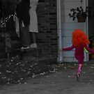 Trick Or Treat by Jeff  Burns