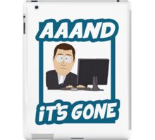 And it's gone - South Park iPad Case/Skin