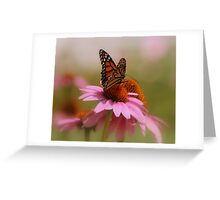 Easy Landing Greeting Card